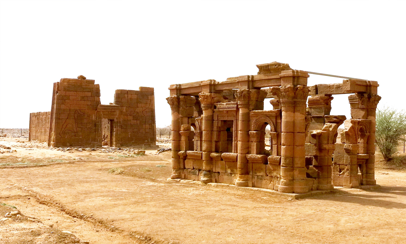 Naqa Lion Temple