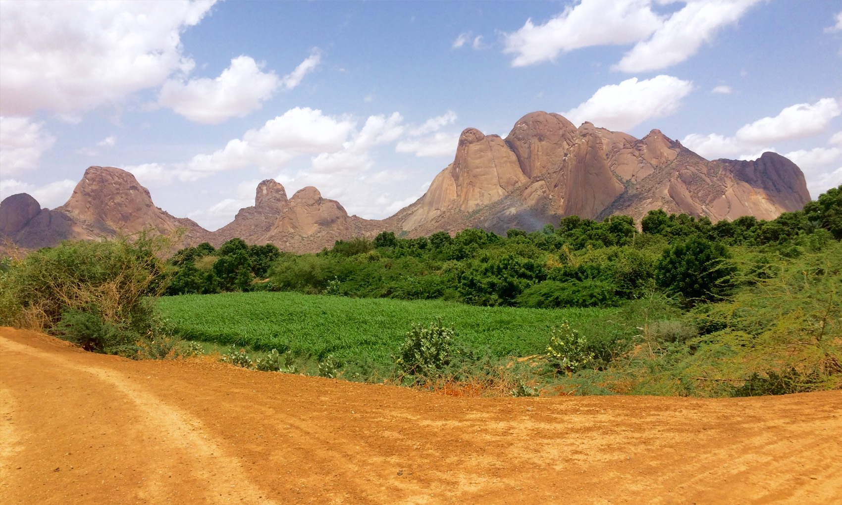 Totil Mountains Kassala
